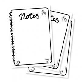 Notes - notitieblokje