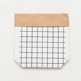 Grid - paperbag