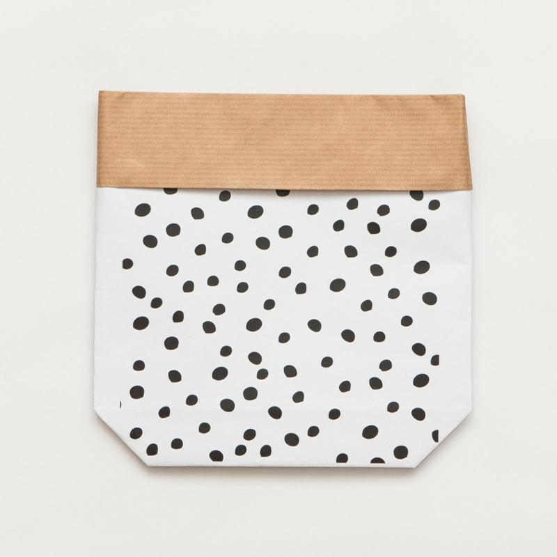 Dots - paperbag