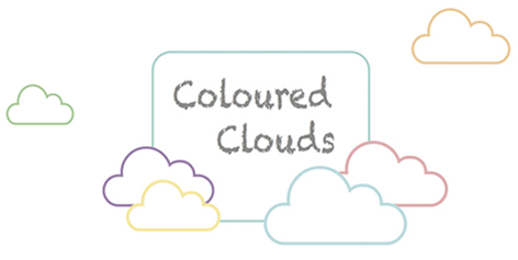Coloured Clouds