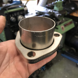 "2.5"" turbo flens"