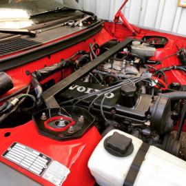 Veerpootbrug Volvo 240