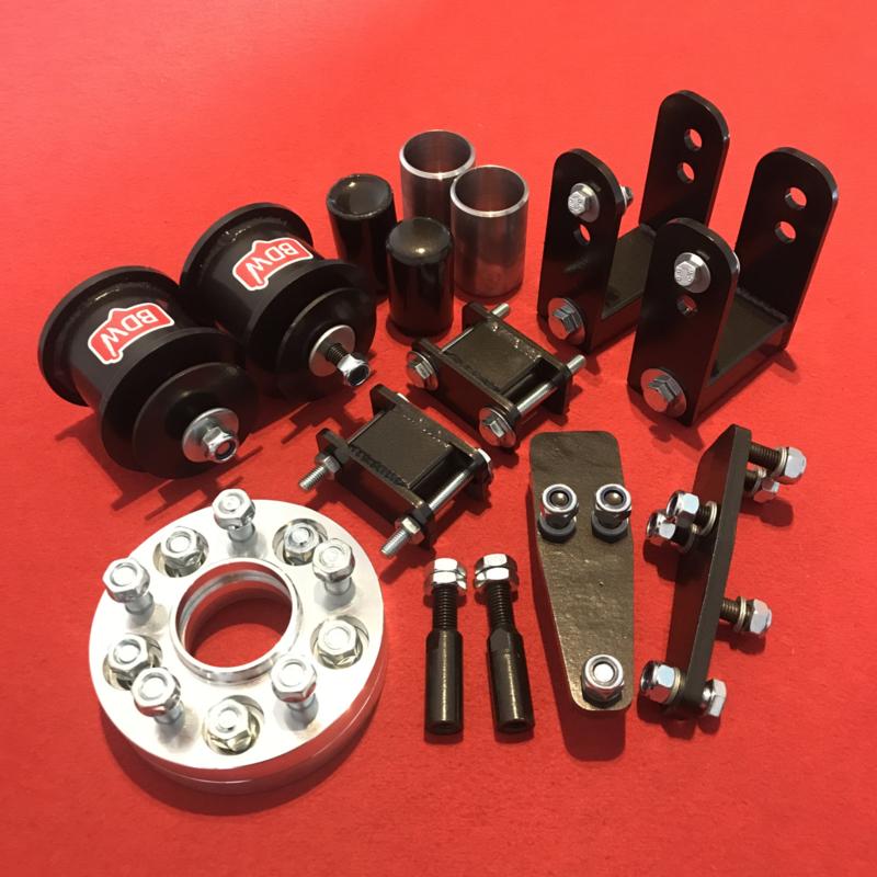 75mm / 3 inch Lift Kit