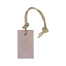 MIJN STIJL | Zeephanger rechthoek Champagne roze parfum Herbal Meleze