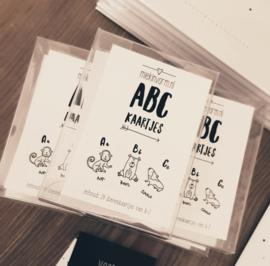 ABC Kaarten | Dieren