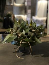 Workshop   Bloemen taart