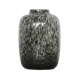 VAZEN | Vase Cheetah Grey S