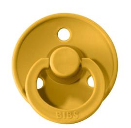 Bibs Speen | mustard maat 2: 6-18 maanden