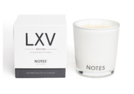 Notes L Candle LXV - Sixty Five