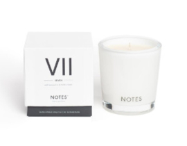 Notes M Candle VII - Seven