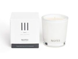 NOTES | M Candle III - Three