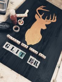 Workshop | wandbord rendier op hout