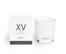 Notes M Candle  XV- Fifte