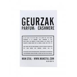 MIJNSTIJL | Geurzak cashmere