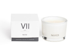 Notes S Candle VII - Seven