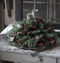 Workshop | Kerststuk vrij