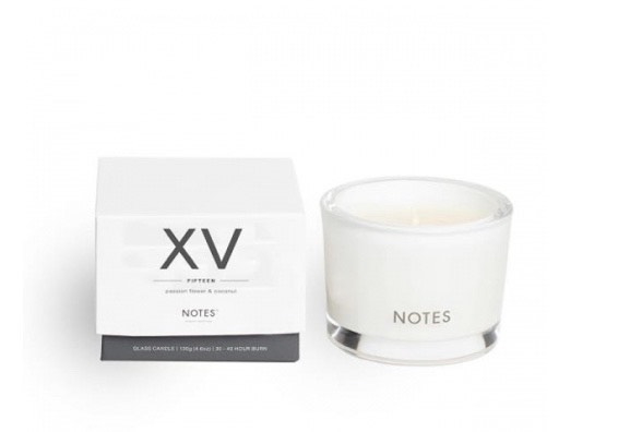 Notes S Candle XV - Fifte