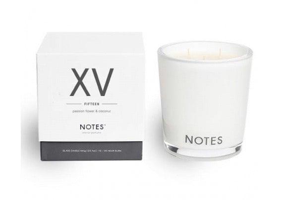 NOTES   L Candle VX - Fifte