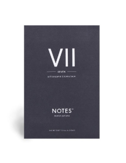 NOTES   Sachet VII - Seven