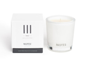 Notes M Candle III - Three