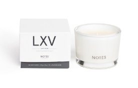 Notes S Candle LXV - Sixty Five