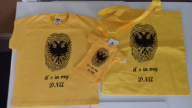 T-shirt Naarden DNA (kindermaat)