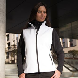 Softshell bodywarmer (Dames)