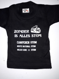 Mini shirt VW Alles stom