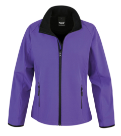 softshell jas (2 laags) Dames