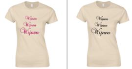 #wijnen wijnen wijnen shirt