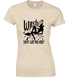 Halloween Dames shirt