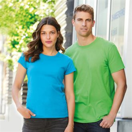 Softstyle® adult ringspun t-shirt (heren)