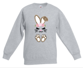 Panter haasje  Sweater