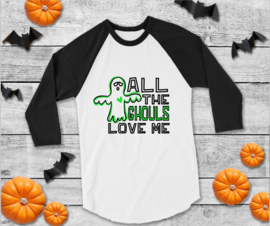 halloween kinder shirt