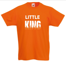 Shirt # little King (Kinder maat)