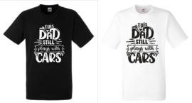 Shirt met opdruk #Dad...