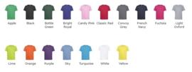t-shirt met vw kever (kind)