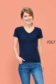 V-Neck shirt (dames)