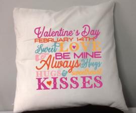 kussen met opdruk 40x40 (valentijn)