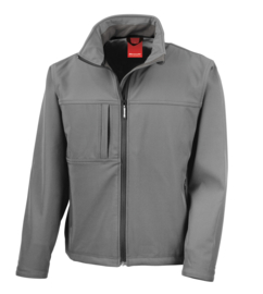 Classic softshell jas (3 laags)