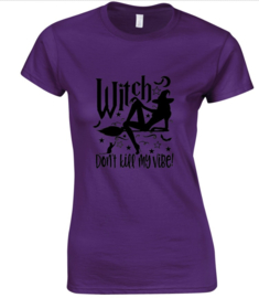 Halloween Dames shirt