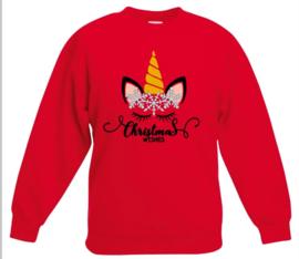 Eenhoorn   kinder Sweater