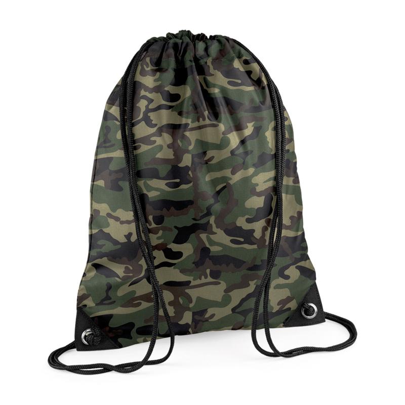 camouflage  premium Bagbase rugzak