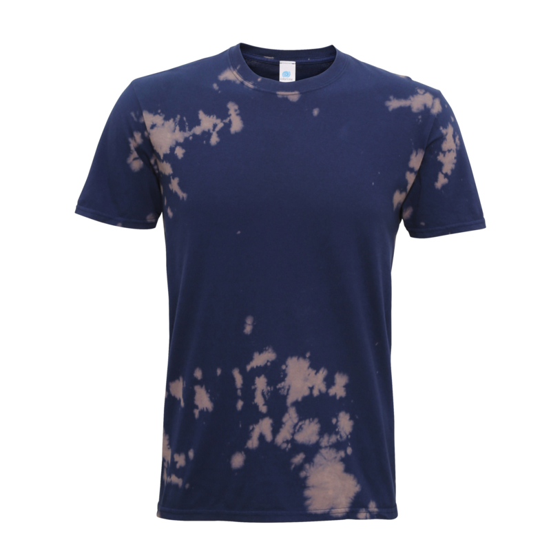 Bleach out T-shirt Colortone