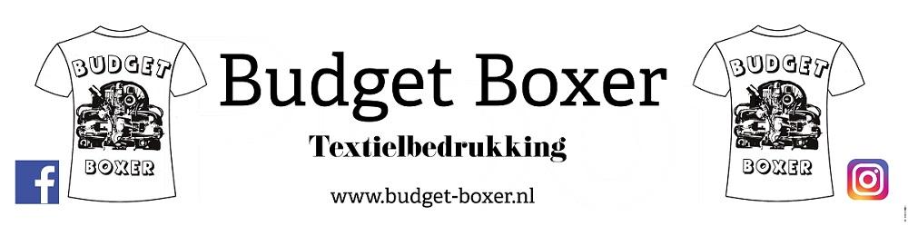 Budget Boxer textielbedrukking