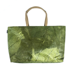 Schoudertas Teak Leaf groen