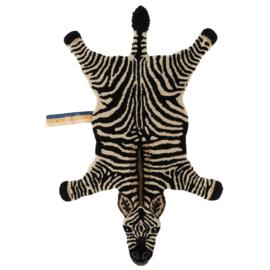 Stripey Zebra Vloerkleed