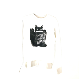 Oii Sweater Cat