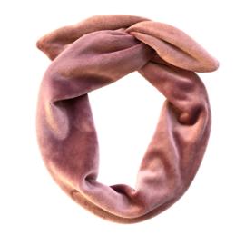 Haarband Velvet Pink