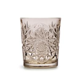 Hobstar Glas Tender Taupe